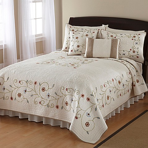 Nostalgia Home Lake Forest Quilt Bed Bath Amp Beyond
