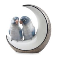 Lladro Fly Me to the Moon Figurine in Silver