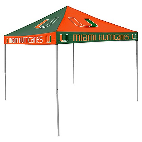 University of Miami Canopy Tent  sc 1 st  Bed Bath u0026 Beyond & University of Miami Canopy Tent - Bed Bath u0026 Beyond