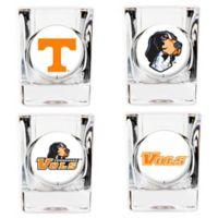 University of Tennessee Shot Glasses (Set of 4)