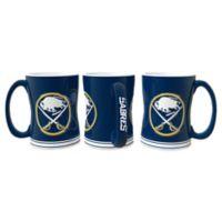 NHL Buffalo Sabres Sculpted Relief Mug