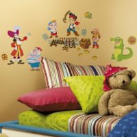 RoomMates Disney® Jake and the Never Land Pirates Wall Decals