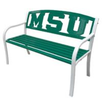 Michigan State University Bench