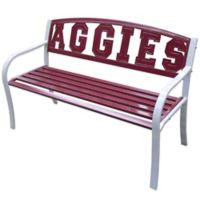 Texas A&M University Bench