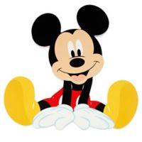 Disney® Mickey Shaped Wall Art