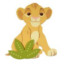 Disney® Lion King Shaped Wall Art