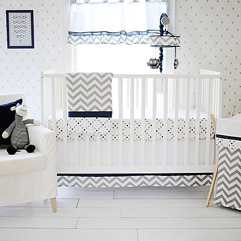 My Baby Sam 3-Piece Crib Bedding Set