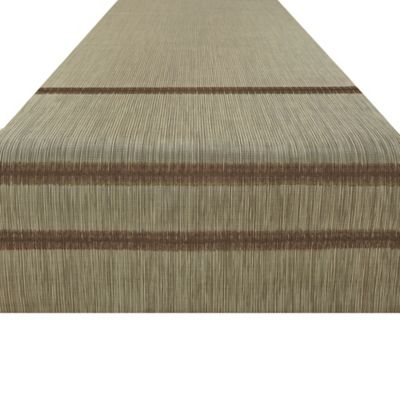 Exceptional Kenneth Cole Reaction Home Fulton 72 Inch Table Runner In Olive