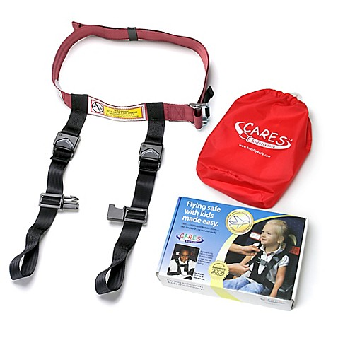 CARES™ Child Aviation Safety Restraint