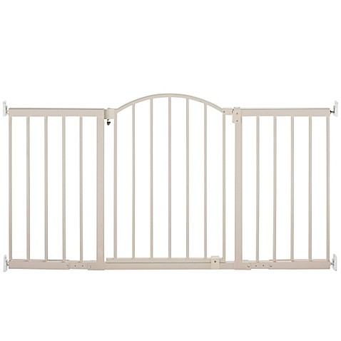 Homesafe By Summer Infant 174 Metal Expansion Gate 6 Foot