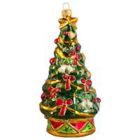 Joy to the World Collectibles O Christmas Tree Christmas Ornament