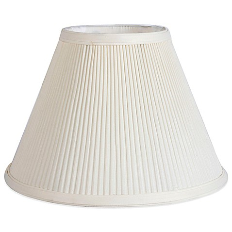 Mix Amp Match Small 11 Inch Pleated Empire Lamp Shade In