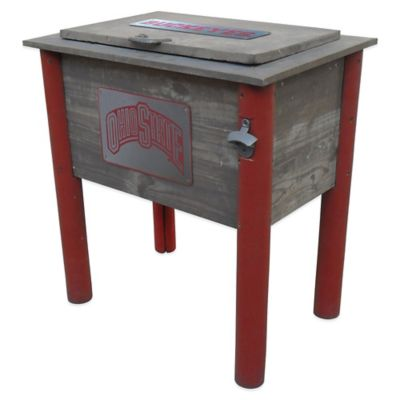 Ohio State University Buckeyes 54Quart Cooler Bed Bath Beyond