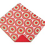 Out & About Indoor/Outdoor Water Repellent Bungalow Travel Throw Blanket
