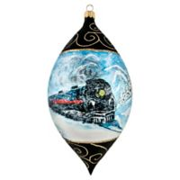 Joy to the World Collectibles Train Drop Christmas Ornament