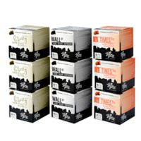 HiLine Coffee 90-Count Assorted Dark Roast Espresso Capsules Combo