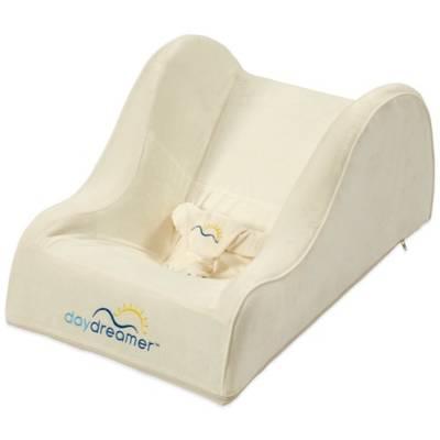 Dex Daydreamer Infant Sleeper Seat In Ecru Buybuybaby