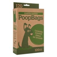 Earth Rated Handle Tie 120-Count Poop Bags