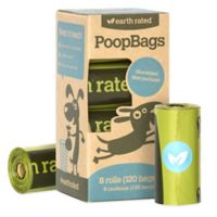 Earth Rated PoopBags™ Eco Earth 8-Count Unscented Waste Bag Refill Pack