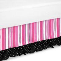 Sweet Jojo Designs Madison Toddler Bed Skirt