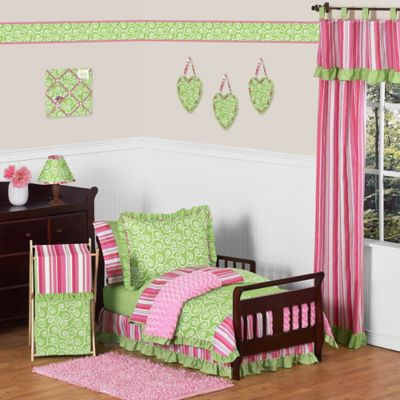 Sweet Jojo Olivia Toddler Bedding