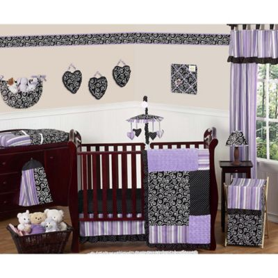 Sweet Jojo Designs Kaylee Collection 11 Piece Crib Bedding Set