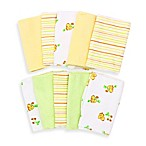 Spasilk® Baby 10-Pack Washcloth Set in Yellow Ducks