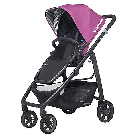 UPPAbaby® 2015 CRUZ Stroller in Samantha  sc 1 st  Bed Bath u0026 Beyond & UPPAbaby® CRUZ Stroller in Samantha - Bed Bath u0026 Beyond