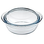 O Cuisine 2.4 qt. Round Casserole Dish with Lid