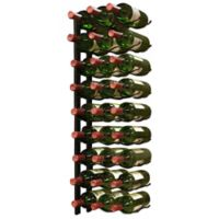 Vintotemp® 27-Bottle Epic Metal Wine Rack in Black