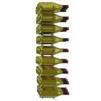 Vintotemp® 27-Bottle Epic Metal Wine Rack in Nickel