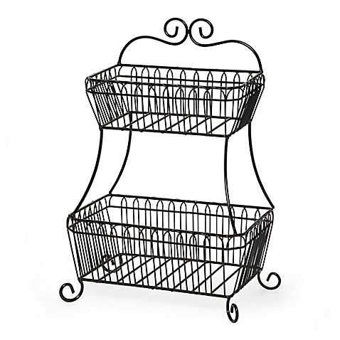 Gourmet Basics by Mikasa® French Countryside 2-Tier