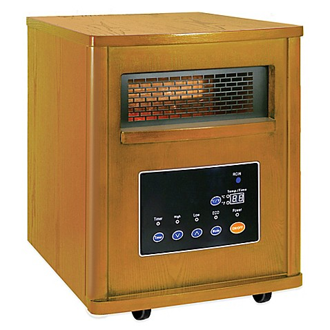 Comfort Zone 174 Large Infrared Cabinet Heater Www