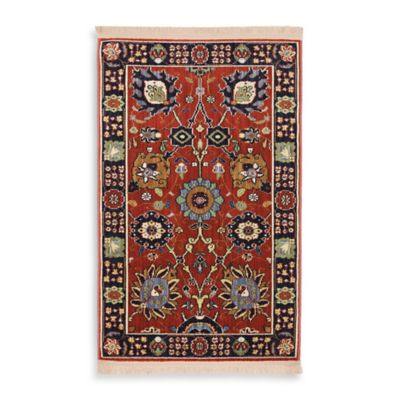 Buy Karastan English Manor Rug In Red From Bed Bath Amp Beyond