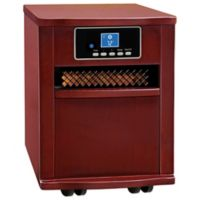 Comfort Zone® Extra-Large Infrared Cabinet Heater in Cherry