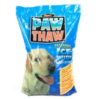 Paw Thaw Pet-Friendly Ice Melter 25 lb. Bag
