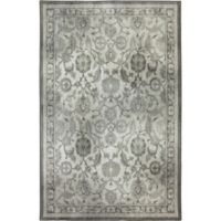 Karastan Euphoria New Ross 3-Foot 6-Inch x 5-Foot 6-Inch Rug in Ash Grey