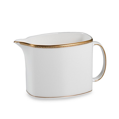 kate spade new york June Lane™ Gold Creamer
