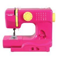 Janome Fast Lane Fuschia Portable Sewing Machine