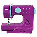 Janome Purple Thunder Portable Sewing Machine