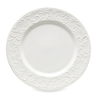 Lenox® Opal Innocence™ Carved Dinner Plate  sc 1 st  Bed Bath u0026 Beyond & Buy Lenox Open Stock Plates from Bed Bath u0026 Beyond