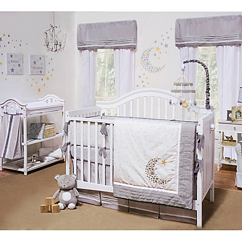 Finest Petit Tresor Nuit Crib Bedding Collection - buybuy BABY AA54