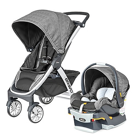 Chicco® Bravo® Trio Travel System Stroller