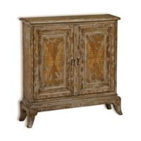 Uttermost Maguire Console Cabinet