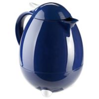 Leifheit Columbus Hot and Cold Carafe in Blue