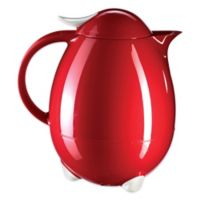 Leifheit Columbus Hot and Cold Carafe in Red
