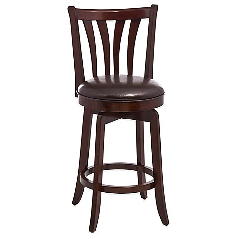 Hillsdale Whitman Swivel Counter Stool Bed Bath Amp Beyond