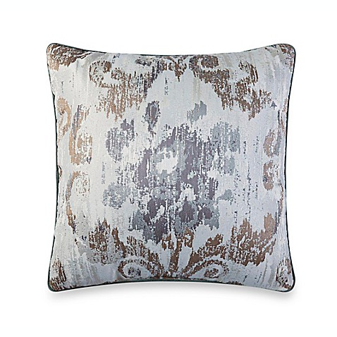 Queen Street Decorative Pillows : J. Queen New York Seville Square Throw Pillow - Bed Bath & Beyond