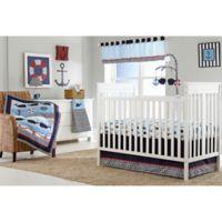 Nautica Kids® Whale of a Tale 4-Piece Crib Bedding Set