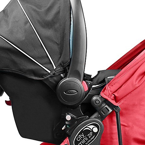 Baby Jogger 174 City Mini Zip Single Car Seat Adapter For